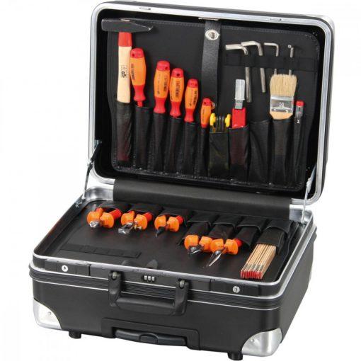HB 5765 Robust koffer trolival 470x220x360mm