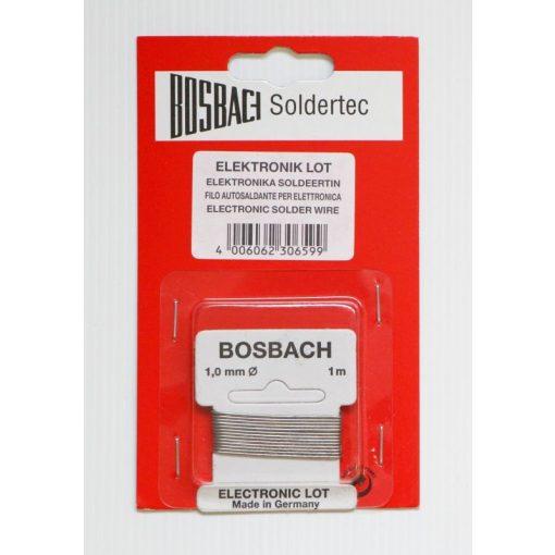 Bosbach ón S-Sn60Pb38Cu2 1,0mm 1m
