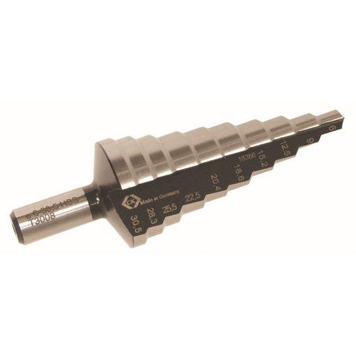CK 3008 HSS lépcsősfúró 6-30.5mm