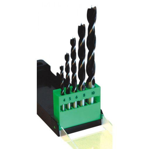 CK 3040 fafúró készlet 4-10mm 5db