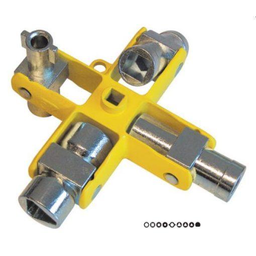 CK 4451-2 univerzális kulcs 9 az 1-ben