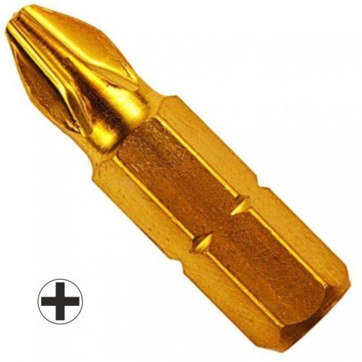 CK 4551TIN csavarhúzó bit PH 3x25mm