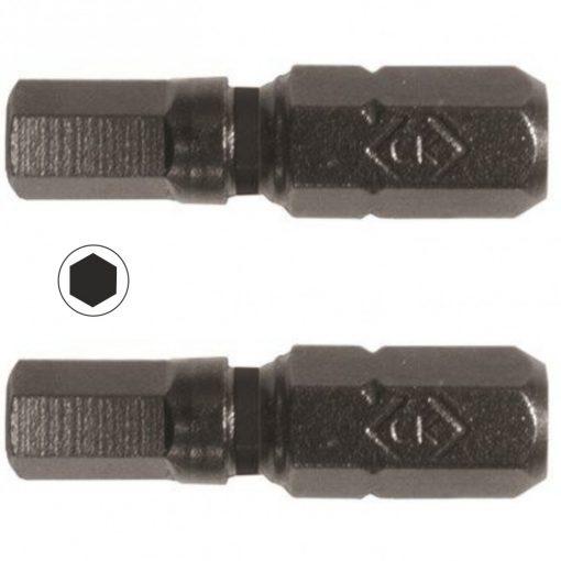 CK 4554 hexa bit 5,0mm 2db