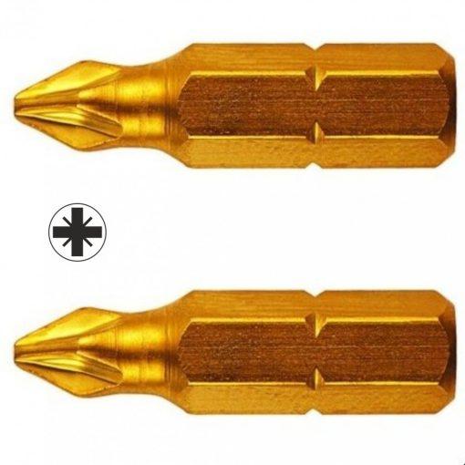CK 4562TIN 2db bit bliszteren PZD 2x25mm