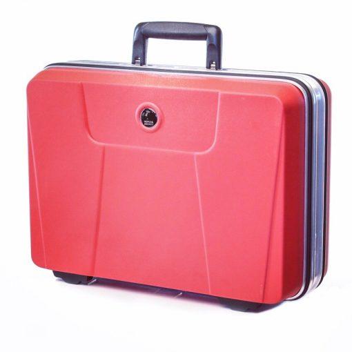 HB 5021-8003 piros szerszámkoffer 460x160x310mm
